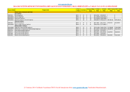 izmir yüksek teknoloji enstitüsü 2014