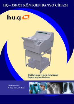 hq - 350 xt röntgen banyo cihazı - Samed Samsun Medikal Elektronik