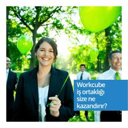 Workcube iş ortaklığı size ne kazandırır?
