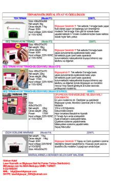 tırnakmatik dijital fiyat ve özellikler