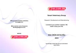 kısa_ürünler_kataloğu - Smart Veterinary Group