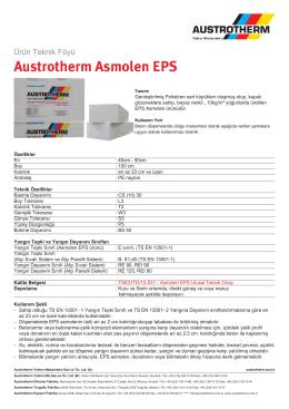 Austrotherm Asmolen EPS