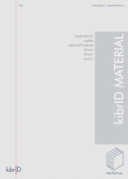 kibrID MATERIAL