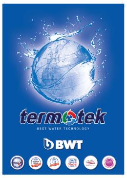 Mg²+ Technology - BWT Su Sebili ve Su Arıtma Sistemleri