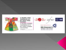 14 Ekim Açılış günü - Türkiye Giyim Sanayicileri Derneği