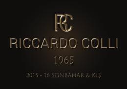 katalog - Riccardo Colli
