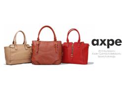 AXPE 2015 Kış Katalog
