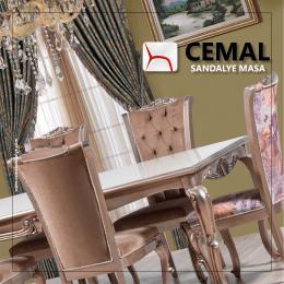 SANDALYE MASA - Cemal Sandalye ve Masa