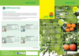COMPO NovaTec® Solub 21