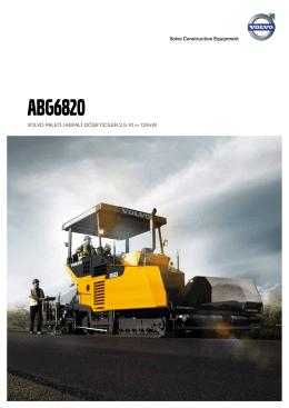 Paletli Asfalt Serici ABG6820