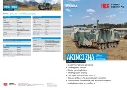 AKINCI ZHA120 120 mm Havan aracı