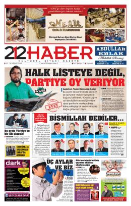 behlül - 212 Haber