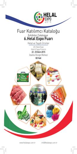 Catalog - Helal Expo