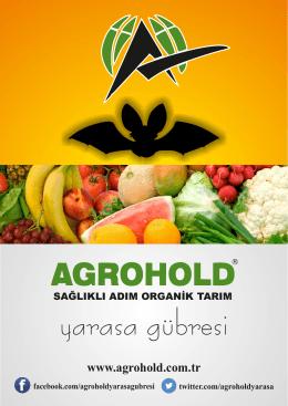 dosyayı indir - agro hold tarım gıda aş.