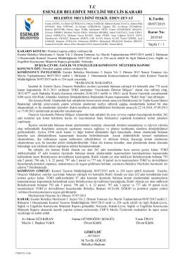 09/07/2015 65-Protokol yapma yetkisi verilmesi hk