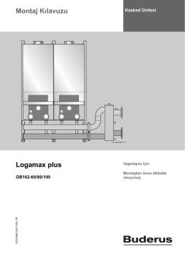 Montaj Kılavuzu Logamax plus