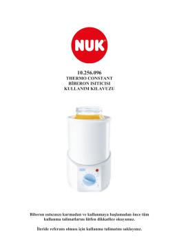 NUK Thermo Constant Biberon Isıtıcısı 394 KB