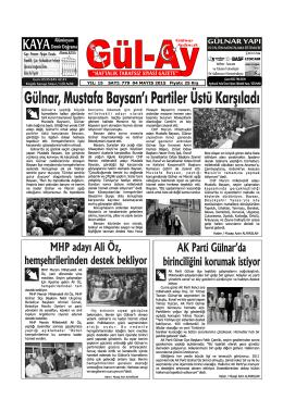04-05-2015 - GÜL
