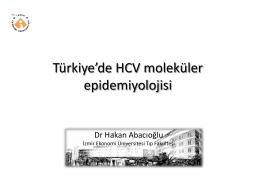 Genotip 2 ve 3 - Ankara Mikrobiyoloji Derneği