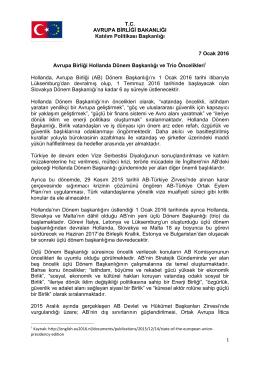 ab`ye katılım için ulusal eylem planını güncelleme çalışmasında