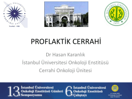 Hasan KARANLIK - 13iuonkolojigunleri.org | 13iuonkolojigunleri.org