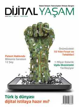 Türk iş dünyası dijital istilaya hazır mı?