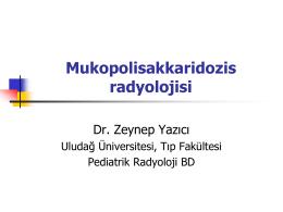 MPS - çocuk radyolojisi derneği