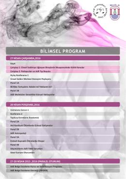 broşür çift yön.cdr - adli bilimler kongresi