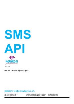 SMS API