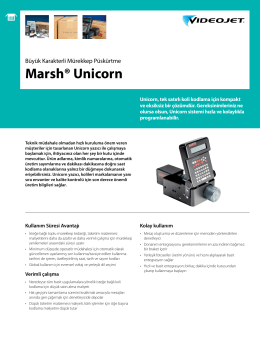 Marsh® Unicorn