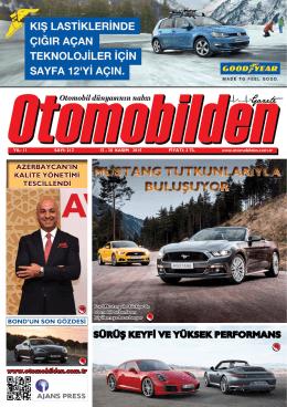 8 haber - Otomobilden