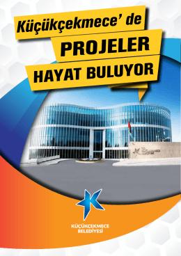 Projeler Kitabı - Küçükçekmece Belediyesi