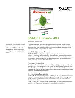 SMART Board™ 480