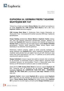 6.2.2015 - Kıraça Holding