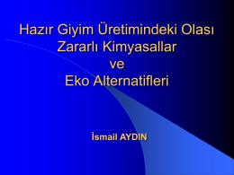İsmail AYDIN