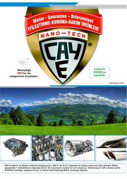 İndir - Nano-Tech Cay-E