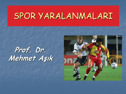 Tedavi - Prof. Dr. Mehmet AŞIK