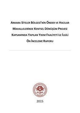 Ankara - Mazlumder