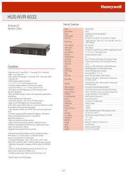HUS-NVR-6032