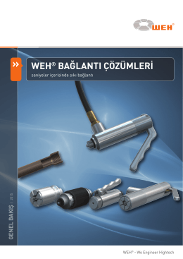 Bağlantı Çözümleri Türkçe Katalog