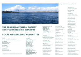 Organizasyon Komitesi