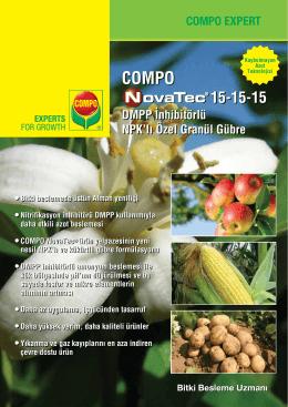 COMPO NovaTec® 15-15-15