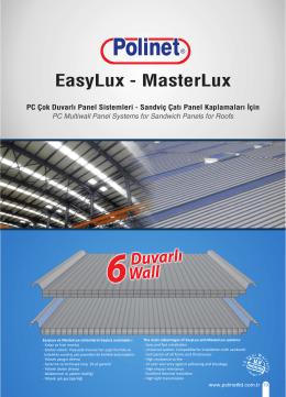 EasyLux - MasterLux
