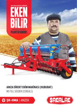 Ürün Kataloğu - Şakalak Tarım Makina