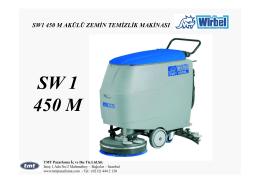 SW 1 450 M - TMT Pazarlama