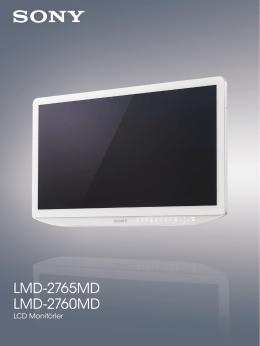 LMD-2765MD LMD-2760MD