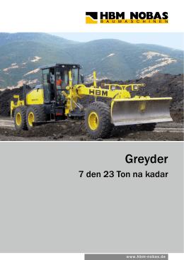 Greyder - Profimak