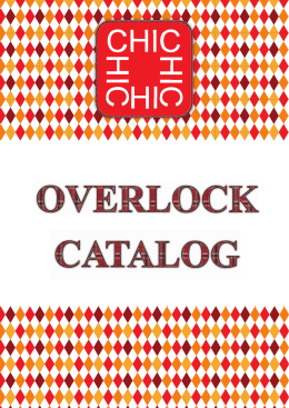 Overlocked Woven Catalog low