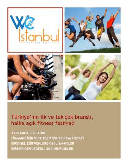 sponsorluk - Weİstanbul Fitness Fest