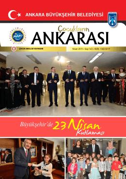Çocukların - Ankara Büyükşehir Belediyesi